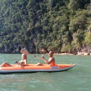 Phang Nga Bay Caves Sea Canoe