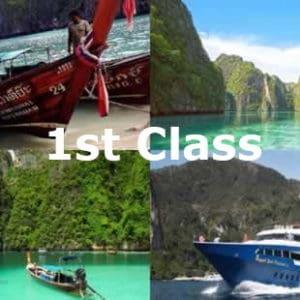Phi Phi Island Tour - First
