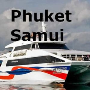 Transfer Phuket to Samui