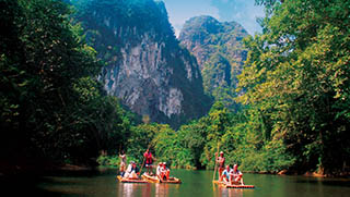 Things To Do In Khao Lak - Khao Sok National Park