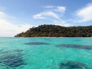 Beautiful Koh Rok - Koh Lanta Thailand