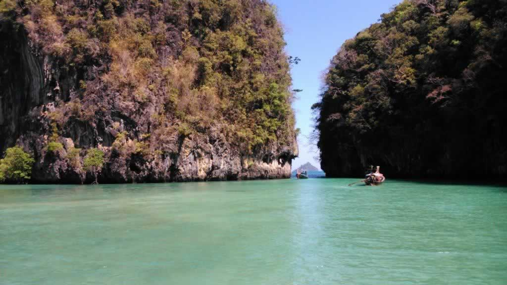 Krabi Hong Island Tour - Hong ISland Lagoon