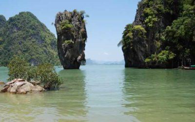 Phang Nga Bay Sightseeing Tour