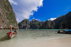 Longtail Boat in Phi Phi Island - Thailand Destinations