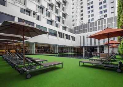 Mandarin Hotel Bangkok - Pool