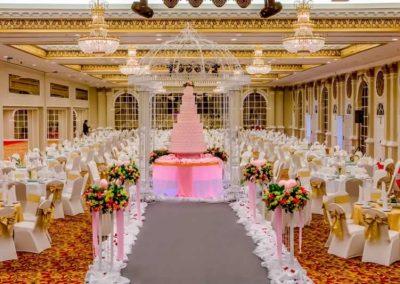 Mandarin Hotel Bangkok - Wedding