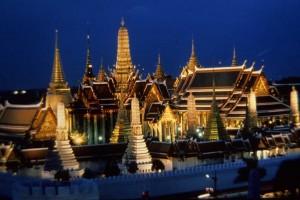 Thailand Tourist Information -Palace Bangkok Thailand