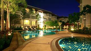 Bangkok Hotels - Park 9 Apartments Bangkok