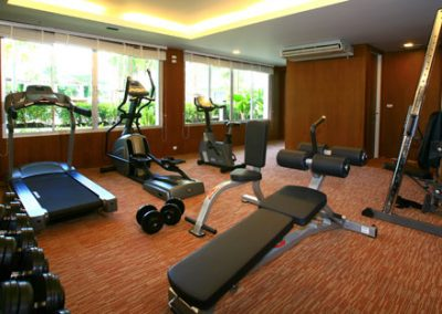Park 9 Apartments Bangkok - Gym