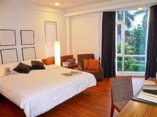 Park 9 Apartments Bangkok - Room