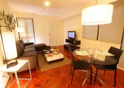 Phachara Suites 2 Bedroom Executive Suite Salon