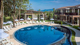 Khao Lak Hotels - The Leaf on The Sands