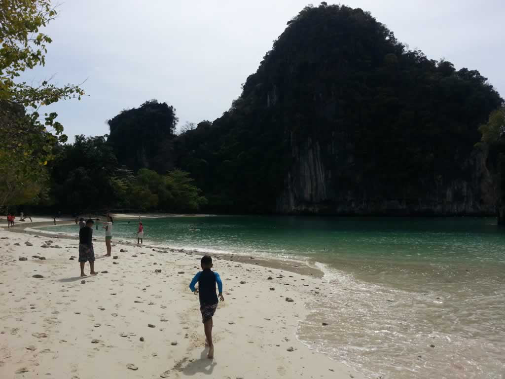 Krabi Hong Island Tour