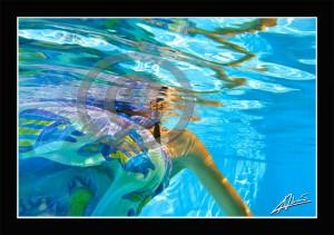 Underwater Fashion Phuket by Adriano Trapani