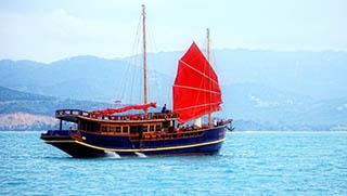 Koh Samui Tours - Koh Samui Island Cruises