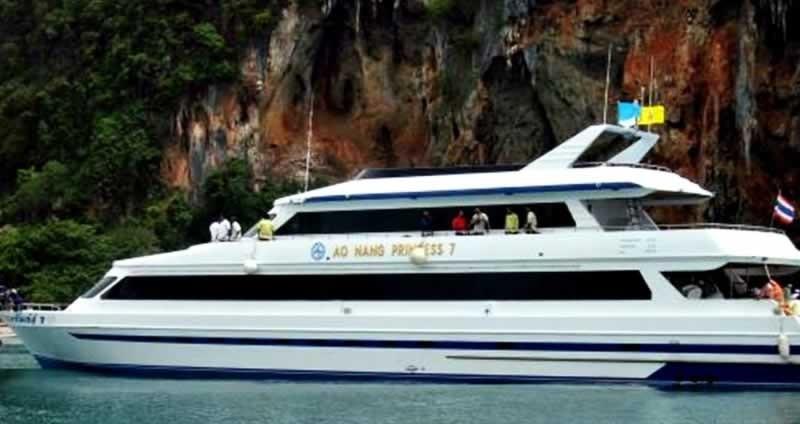 Krabi Ferry - Ao Nang Princess