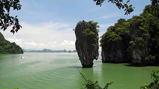 Phuket Tours - Phang Nga Bay & James Bond Island Tours