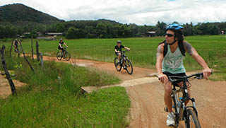 Phuket Activities - Bike Tours