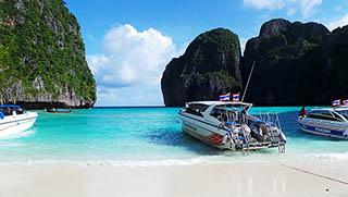 Phuket Activities - Private Island Hopping Tours