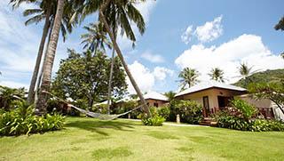 Koh Samui Hotels - Promtsuk Buri Resort