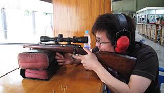 Phuket Activities - Shooting Range