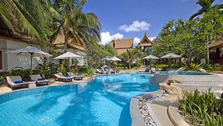 Koh Samui Hotels - Thai House Beach Resort