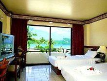 Phi Phi Hotel Seaview room