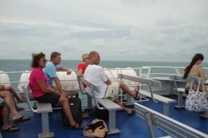 Samui Snorkeling Tour via Ferry