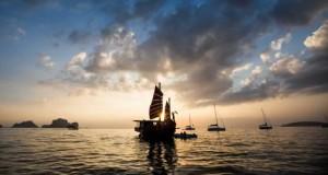 Krabi Sunset cruise – Pla Luang at Sunset