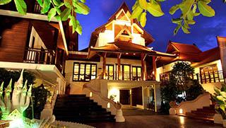 Chiang Mai Hotels - De Naga Chiang Mai