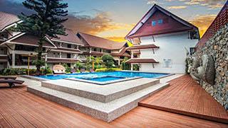 Chiang Mai Hotels - Nak Nakara Chiang Rai Town