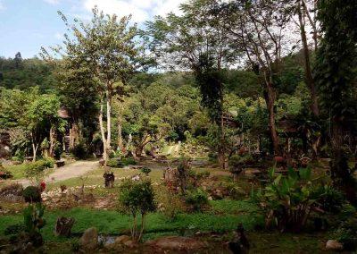 Mae Kampong, Chiang Mai -Tharnthong Lodge Garden