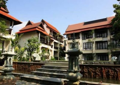 Bodhi Serene Chiang Mai - Courtyard