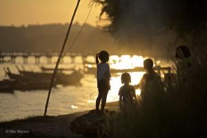 Chao Ley - Thailand Sea Gypsies at Rawai Beach, Phuket Island
