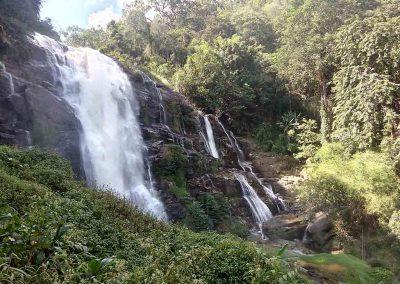 Chiang Mai, Doi Inthanon - Mae Ya Waterfall