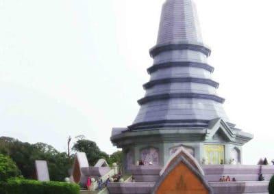 Chiang Mai, Doi Inthanon Queen Pagoda