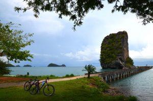 Koh Tarutao - Pier
