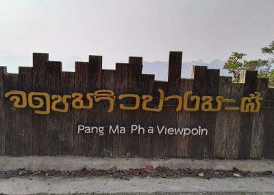 Chiang Mai - Mae Hong Son pang ma mountain viewpoint