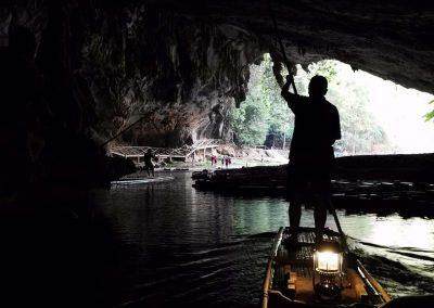 Chiang Mai - Mae Hong Son - Tam Lod Cave