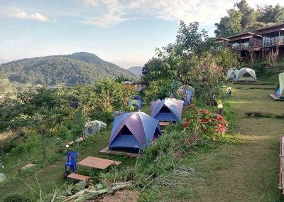 Chiang Mai ,Mon Cham - camping and bungalows