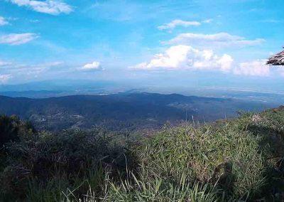Chiang Mai, Mon Cham - viewpoint panorama
