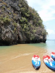 Koh Talabeng Kayaking