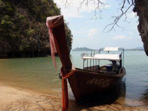 Koh Talabeng Longtail Boat