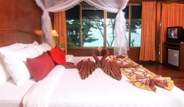 Phi Phi Natural resort - Deluxe Cottage Room