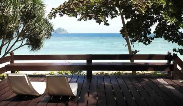 Phi Phi Natural resort - Deluxe Cottage Sea View