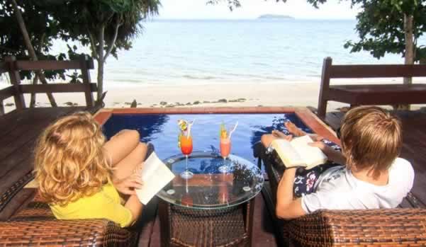 Phi Phi Natural resort - Family Cottage
