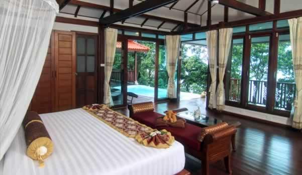 Phi Phi Natural resort - Pool Villa