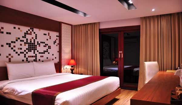 Phi Phi Natural resort - Standard Room