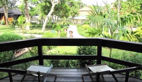 Phi Phi Natural resort - Superior Cottage Views
