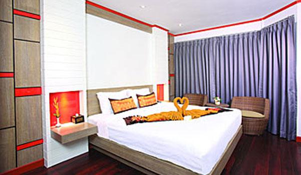 Phi Phi Natural resort - Superior Room